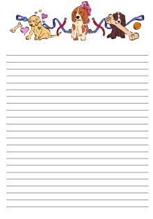 Briefpapier drucken - Briefpapier vorlagen kostenlos ...