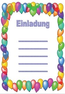coole kindergeburtstag einladungen | katrinakaif, Einladung