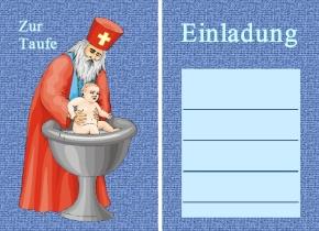 Einladungen Taufe Kostenlos