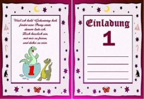 Einladung 1 Geburtstag | Geburtstag Einladung U2013 Onconnect, Einladungs