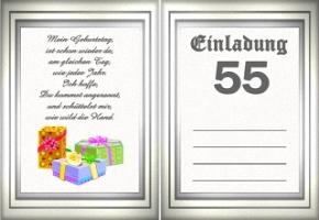 Geburtstag jahre einladungskarten 61 geburtstag einladungskarten 62
