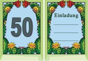 Geburtstagseinladungen zum ausdrucken for Geburtstagskarten gratis drucken