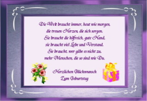 1 Geburtstag Spruche Von Mama Arus Chanturia