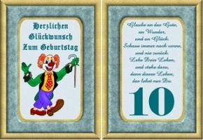 Gluckwunsch Zum Geburtstag 10 Jahre Hylen Maddawards Com