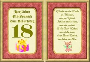 Geburtstagskarten 16. Geburtstag Geburtstagskarten 17. Geburtstag