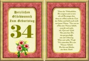 Glückwünsche zum 35 geburtstag sohn