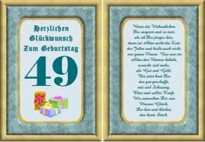 Lustige Gluckwunsche Zum 49 Geburtstag Hylen Maddawards Com
