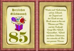 Spruche 85 Geburtstag Oma Localnet Violalalacole Site