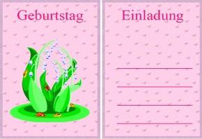 Kindergeburtstag Einladungen Kostenlos Ausdrucken | Unboxiousguru.co,  Einladung