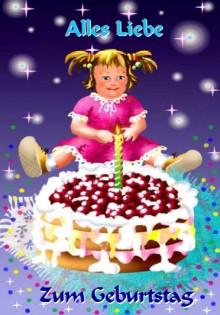 Geburtstagskarten kinder - Geburtstagskarten kostenlos versenden ...