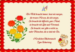 60 Geburtstag Gedicht Kurz