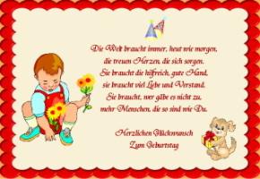 Geburtstagsgedichte 22 Schone Gedichte Zum Geburtstag