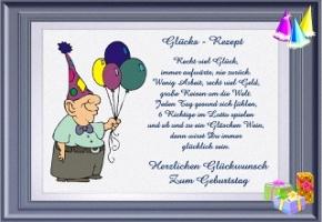 Beliebte Geburtstagsspruche Ohne Lange Suche