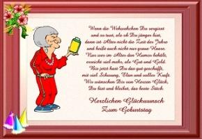 Lustige Spruche Zum 65 Geburtstag Frau Hylen Maddawards Com