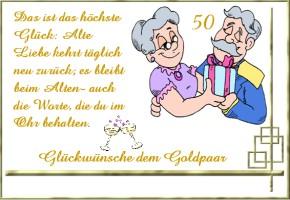 Goldene Hochzeit 4