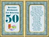 Einladungen 1 Bis 22 Jahre, Hochzeitstag, 50 Geburtstag