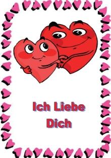 Valentinstag Karte 22