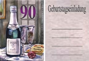 Einladung Geburtstag 85 Jahre