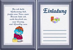 """... for """"Geburtstagseinladungskarten Zum Ausdrucken"""" – Calendar 2015"""