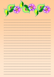 Vorlage liebesbrief briefpapier Herz Zum