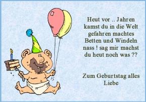Coole Sprüche Zum Geburtstag